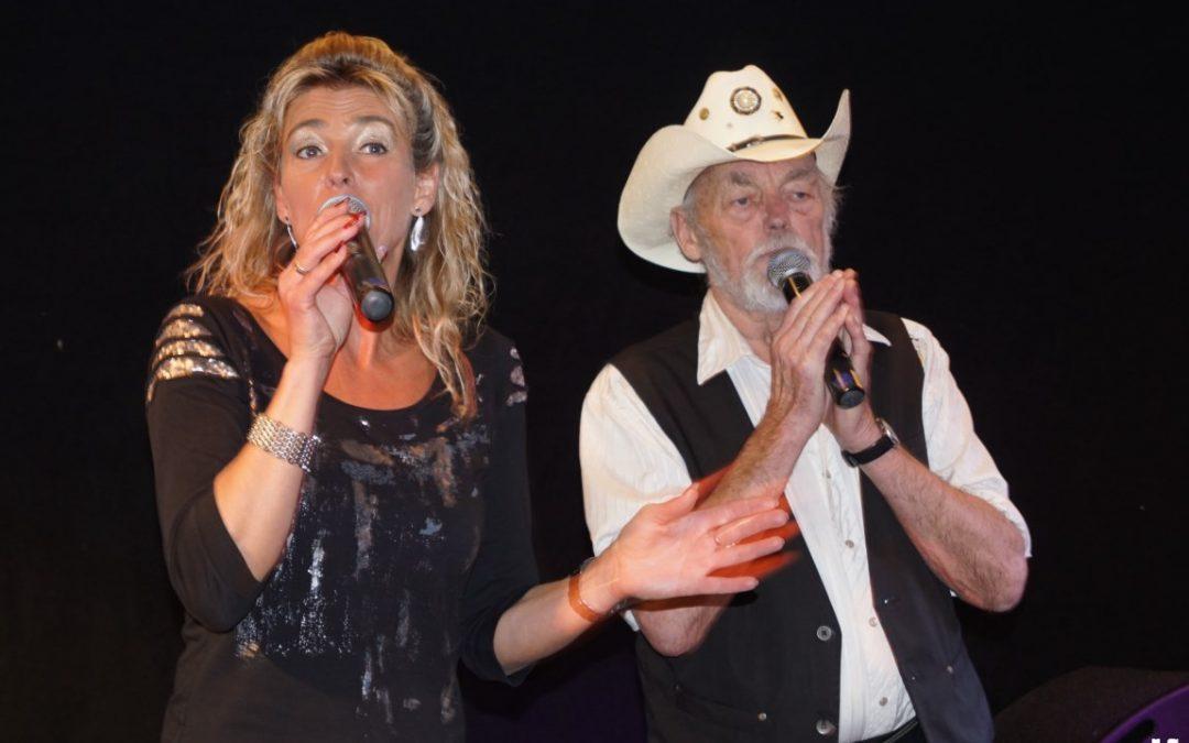 Kerst Country met Ben & Carmen Steneker & Dick v Altena & Daddy Redneck Oglanderveen