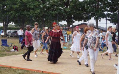 Vrijdansen op Camping Vrede Oord in Voorthuizen 2020